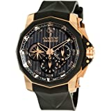 Corum Admirals Cup Chronograph 48 Mens Rose Gold Automatic Watch 753.935.91/0371 AN12