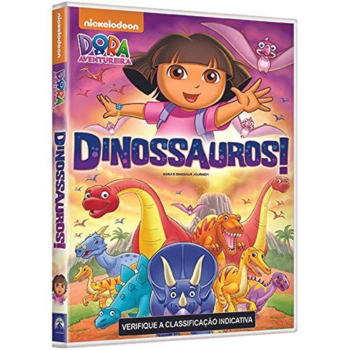 Dora - A Aventureira: Dinossauros
