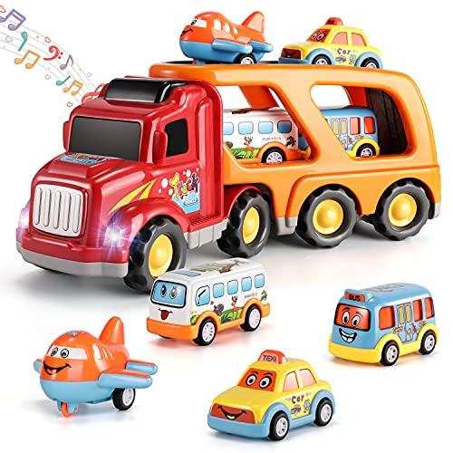 Temi Carrier Truck Transport Car