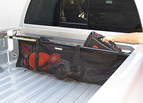 Heininger-4021 HitchMate NetWerks Cargo Bag Full Size - Black