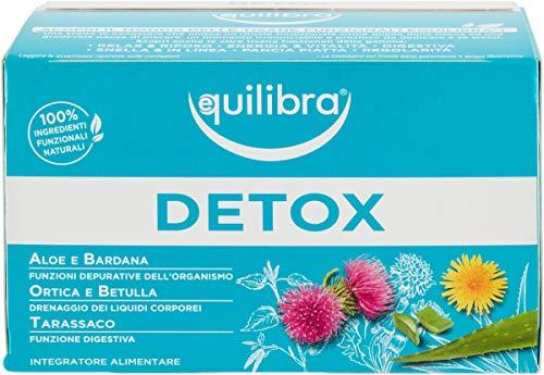 Equilibra Tisana Detox, 15 filtri
