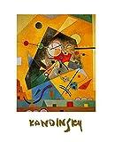 1art1 Wassily Kandinsky - Stille Harmonie Poster Kunstdruck