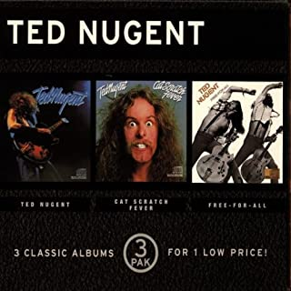 3 Pak: Ted Nugent / Cat Scratch / Free for All
