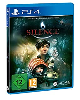 Silence (PS4 Deutsch) (B01M0Z2NRA) | Amazon price tracker / tracking, Amazon price history charts, Amazon price watches, Amazon price drop alerts
