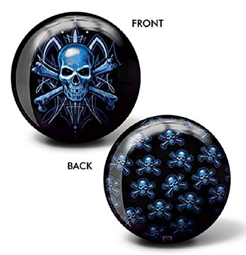 Brunswick 6,8kg Totenkopf Viz-a-Ball