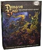 Mantic Games Juegos Marca MANTIC - Modelo MGDS01 - línea «Dungeon Saga The Dwarf Kings Quest» -...