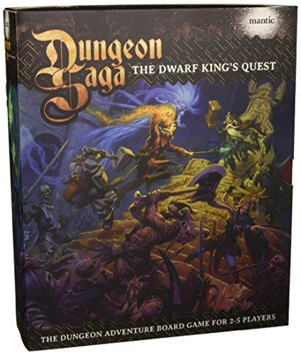 Dungeon Quest Juego De Mesa
