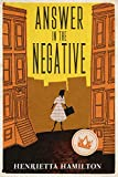 Answer in the Negative (English Edition)