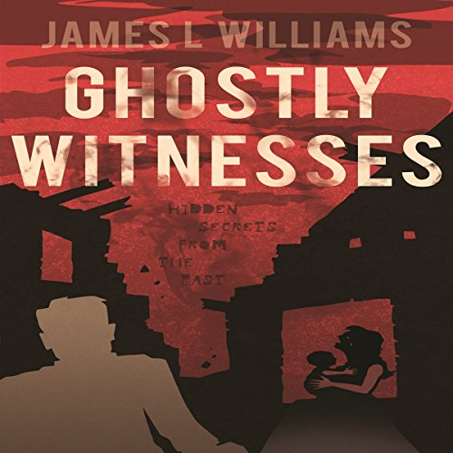 Ghostly Witnesses audiobook cover art