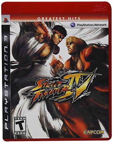 Capcom Street Fighter IV, PS3, ESP PlayStation 3 Español vídeo - Juego (PS3, ESP, PlayStation 3, Lucha, Modo multijugador, T (Teen))