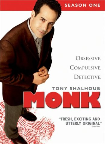 Monk - Los Angeles Mall Direct sale of manufacturer One Season