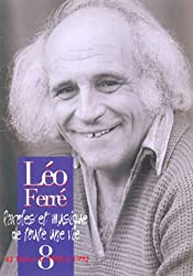 Partition : Ferre Leo L\'Integrale Vol.8 1982/1992