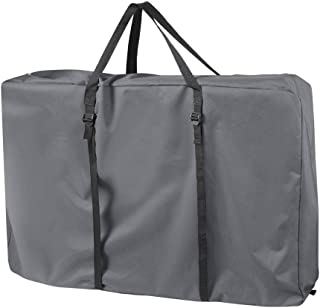 Explore Land Heavy Duty Chair Storage Bag for Folding Longue Chair, Zero Gravity Chair, Light Weight Transport Chair (Gray)