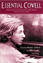 henry cowell book