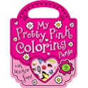 My Pretty Pink Coloring Purse Paperback