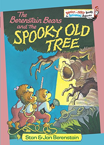 The Berenstain Bears and the Spooky Old Tree (Bright & Early Books(R))の詳細を見る