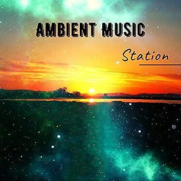 Ambient Music Station - Sleeping Music, Binaural Beats, White Noise