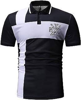 b02ca7b9423a Simayixx Shirts for Men Big Deals