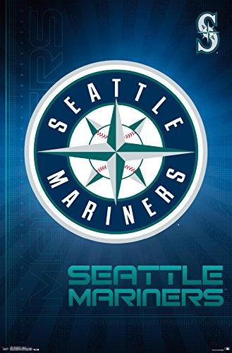 MLB Seattle Mariners, Team Logo, 22