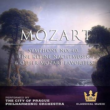 Mozart : Symphony No. 40, Eine Keine Nachtmusick & Other Mozart Favorites