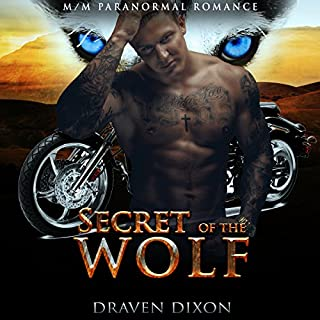 Secret of the Wolf cover art