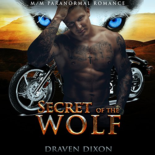 Secret of the Wolf audiobook cover art