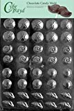 TINY SHELL ASSORTMENT CHOCOLATE CANDY MOLD