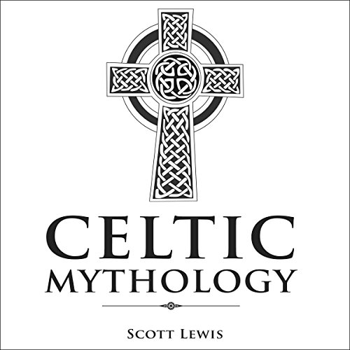 Page de couverture de Celtic Mythology: Classic Stories of the Celtic Gods, Goddesses, Heroes, and Monsters