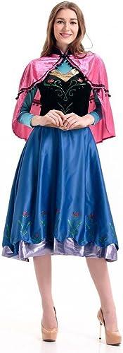buena calidad Shoperama Deluxe Disfraz Frozen Frozen Frozen Frozen Anna en Viajes Modelo 2  Entrega directa y rápida de fábrica