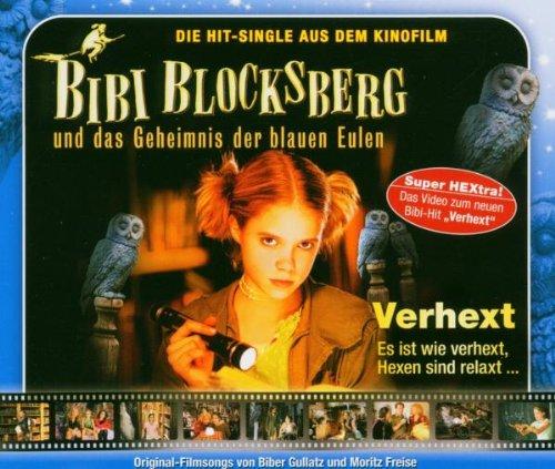 Bibi Blocksberg und Das Geheimnis der blauen Eulen Hit - Single CD Die Hit - Single aus dem zweiten Kinofilm