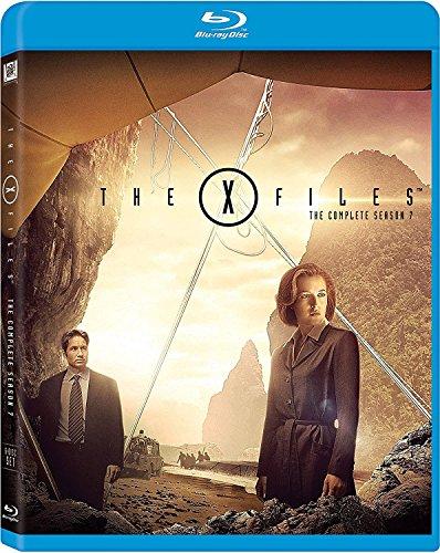X-Files: The Complete Season 7 (6 Blu-Ray) [Edizione: Regno Unito] [Edizione: Regno Unito]