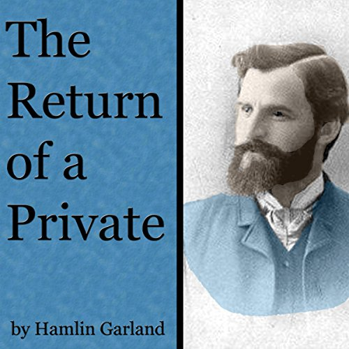 The Return of a Private audiobook cover art
