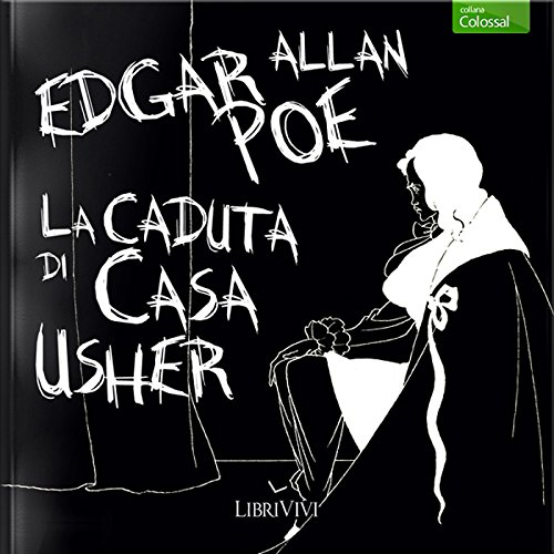La caduta di casa Usher [The Fall of the House of Usher] cover art