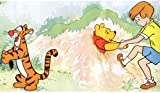 Winnie The Pooh Wallpaper Border 19-106 - Great Low Price