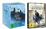 Harry Potter Box Komplettbox Teil 1-7.2 alle Teile + Phantastische Tierwesen und wo sie zu finden sind [DVD Set]