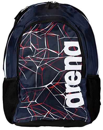 Arena Waterspiky 2 Backpack, uniseks, voor volwassenen, marineblauw