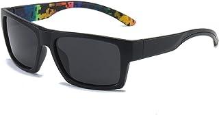 YANPAN - Tendencia De La Moda Gafas De Sol para Hombre Gafas De Sol Coloridas TR Gafas De Sol Polarizadas De Conducción De Moda para Hombre Conducción Demasiado Ojos