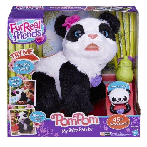 FurReal Friends Pom Pom My Baby Panda Pet