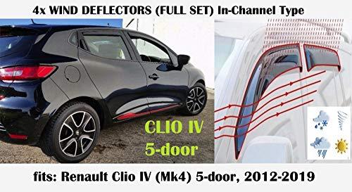 Renault Clio MK2 2001-2006 Passenger NSF Front Door Lock Mechanism 3DR