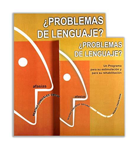 ¿Problemas de lenguaje? Paquete de 2: Un programa para su estimulación y para su rehabilitación.