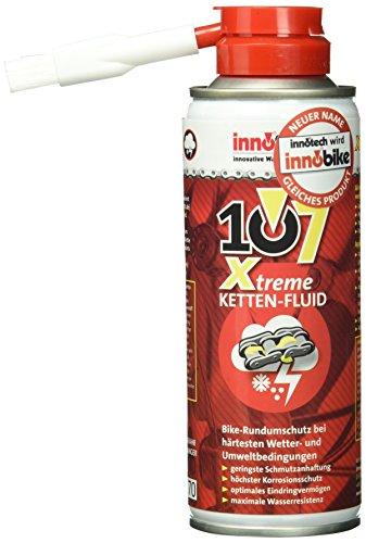 Innotech Comsumer Pflegemittel High Tech Ketten Fluid Xtreme 107, gelb, 5 x 5 x 10 cm