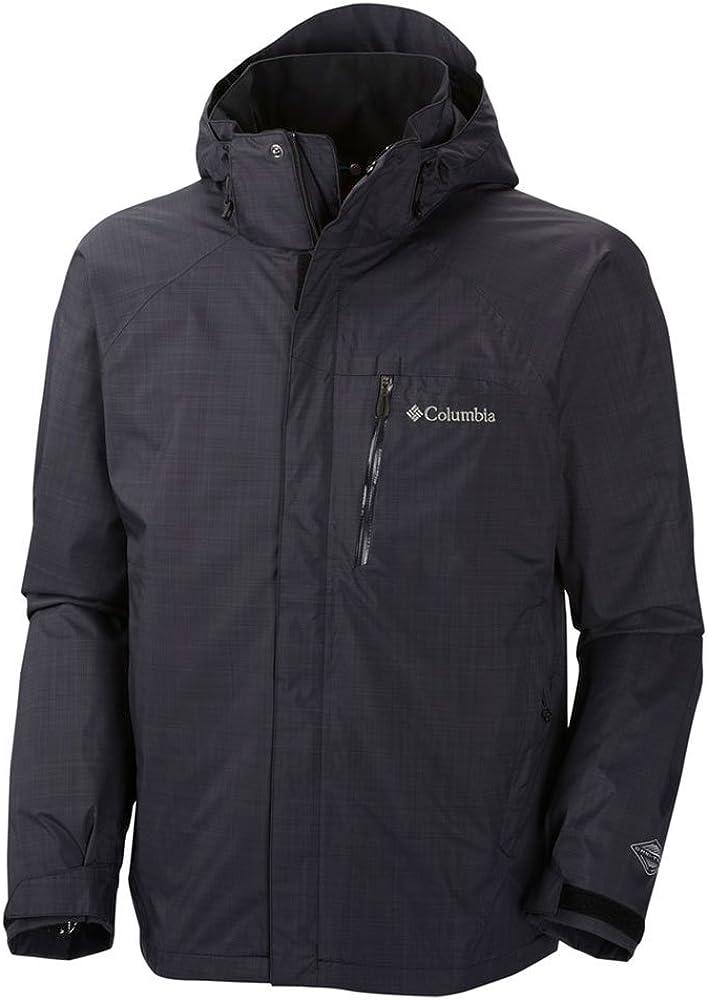Columbia Sportswear Men's Heater-Change Jacket
