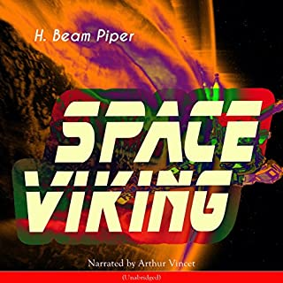 Space Viking cover art