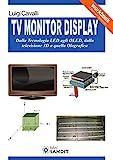 TV monitor display. Dalla tecnologia LED agli OLED, dalla televisione 3D a quella olografica