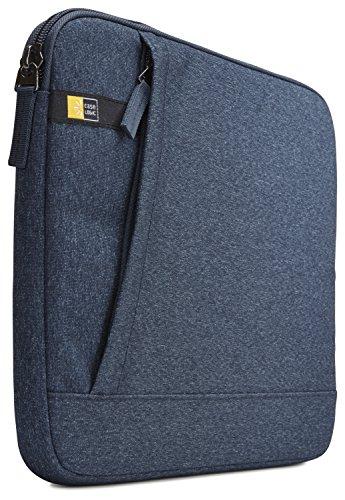 Hülle Logic Huxton Sleeve Schutzhülle für Notebooks bis 29,5 cm (11,6 Zoll) Blau