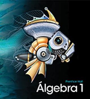 Hardcover High School Math 2011 Spanish Algebra 1 Student Edition Grade 8/9 Book