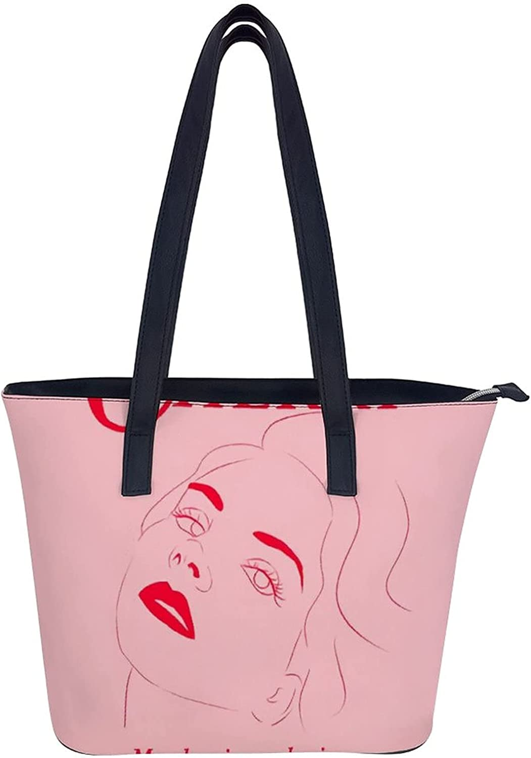 Cherry Purses and Handbags Women Tote Shoulder Top Handle Satchel Hobo Bags Fashion Washed Leather Purse