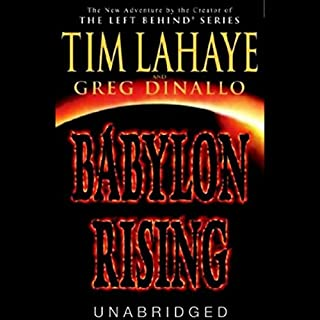 Babylon Rising, Book 1 audiobook cover art