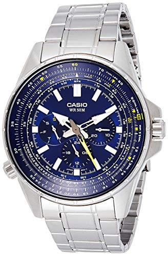 Casio Reloj analógico para Hombre MTPSW320D-2A