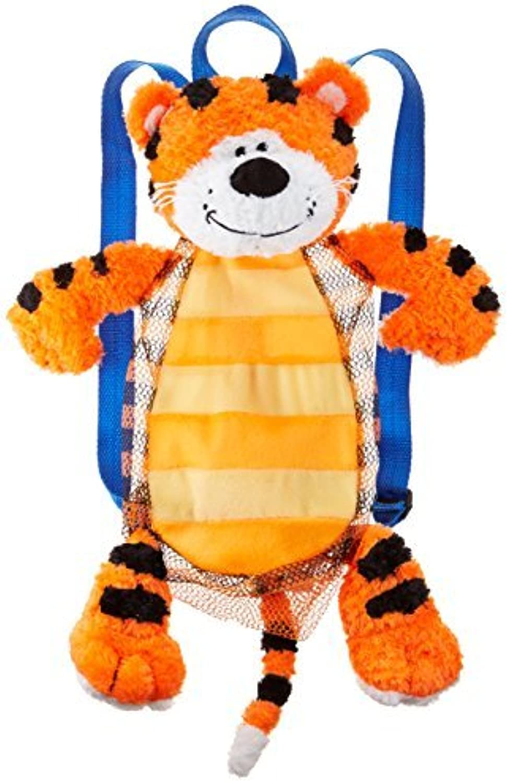 STEPHEN JOSEPH Silly Sac Tiger Plush by Stephen Joseph